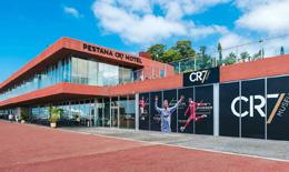 Hotel de Cristiano Ronaldo, de Open