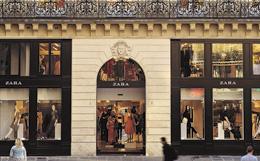 Tienda de Zara en París, de Zara