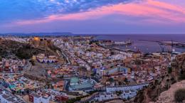 Ciudad de Almería, de Open