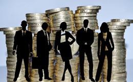 Clientes bancarios, de Pixabay