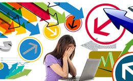 Estrés laboral, de Pixabay