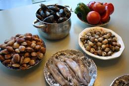 Gastronomía en Hotel a Quinta de San Amaro, de Open