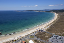 Playa La Lanzada en O Grove, de Open