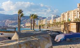Playa de Almería, de Open