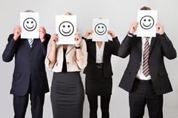 Trabajadores felices en el trabajo, de Laura Gutiérrez