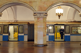 Metro de Moscú, de Open