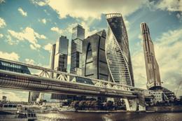 Moscow City, de Open