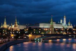 Moscú de noche, de Open