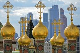 Vieja y nueva Moscú, de Open