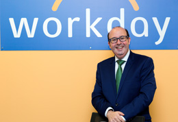 Andrés García Arroyo, de Workday