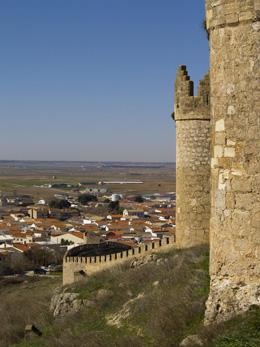 Castillo y pueblo de Belmonte, de Open