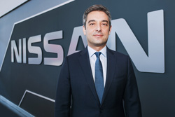 Genís Alonso, de Nissan