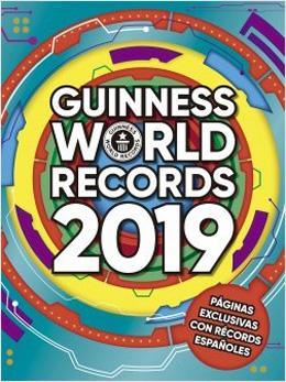 Portada del Libro Guinness de los récords