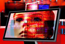 Inteligencia artificial en medios de comunicación, de Pixabay