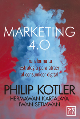 Portada de Marketing 4.0, de LID