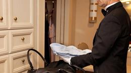 Servicio de mayordomo, de Hotelscan