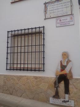 Calle de El tío Camuñas, de Open