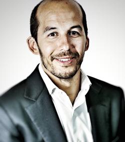 Borja Cameron, de Electrolux