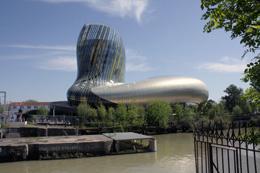 Ciudad del Vino en Burdeos, de Open