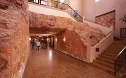 Desert Cave Hotel, de Hotelscan