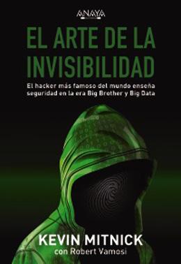 Portada de El arte de la invisibilidad