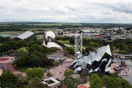 Parque Futuroscope, de Open