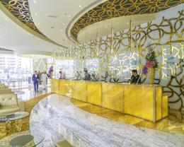 Recepción del Gevora Hotel, de Hotelscan