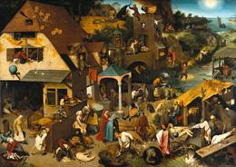 Bruegel en Flandes, de Open
