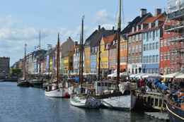 Copenhague, de Open