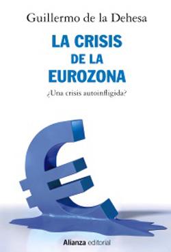 Portada de La crisis de la Eurozona