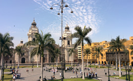 Lima en Perú, de Open