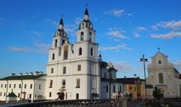 Minsk, de Open