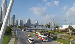 Panamá City, de Open