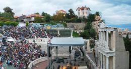Plovdiv, de Open
