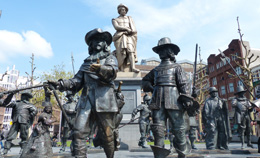 Rembrandt en Amsterdam, de Open