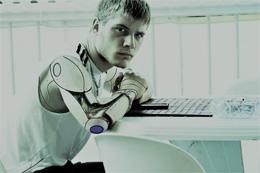 Robot trabajador, de Pixabay