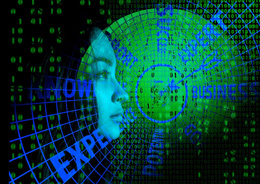 Tecnología futurista, de Pixabay