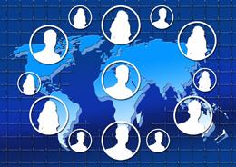 Recursos humanos en el mundo, de Pixabay