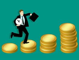 Aumento de salario, de Pixabay