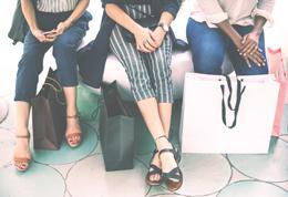 Cola en compras, de Pixabay