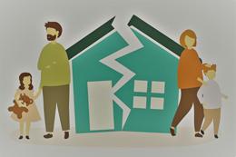 Divorcio y uso de la vivienda común, de Sanahuja