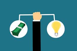 Gasto en innovación de empresas, de Pixabay