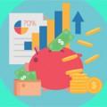 Inversión de ahorros, de Pixabay