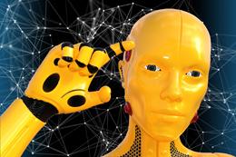 Inteligencia artificial en empresas, de Pixabay