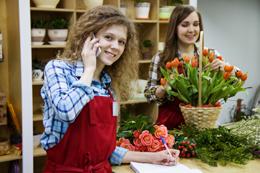 Trabajadoras felices, de Pixabay