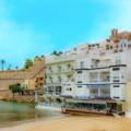 Apartamento en la playa, de Pixabay