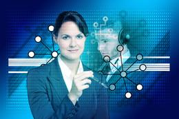 Blockchain y recursos humanos, de Pixabay