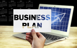 Business plan de emprendedor, de Pixabay
