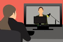 Video entrevista, de Pixabay
