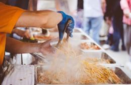 Alimentación en trabajo, de Pixabay